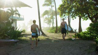 グリフィン・コラピントとセス・モニーツの若手!コンテストで活躍した今季ハワイ動画