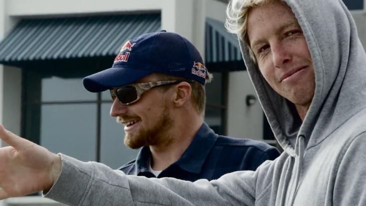 コロヘ・アンディーノとナット・ヤングによる北カリフォルニアでの今季ウインターサーフ