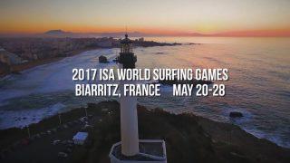 東京五輪への第一歩となるISAイベント!フランス代表は最強の布陣で参戦