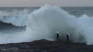 ケープ・フィアはエントリースポットも危険!海から上がっても気を抜いていたら…