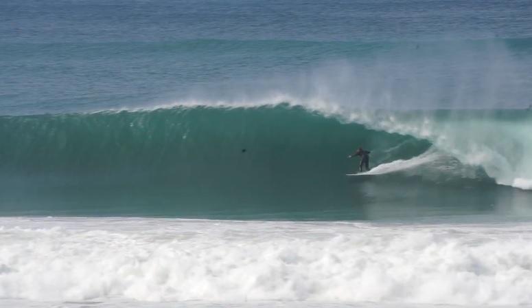 デーンやブルースなどが当てたパーフェクトバレル@スーパーチューボス(ポルトガル)