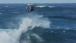 シーズン中はホームのマウイ島で過ごすマット・メオラの飛びまくりウインターセッション