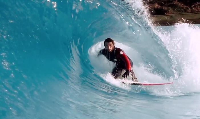 最新造波装置「The Cove」の公式ローンチ目前!テストライド動画を一部公開
