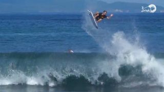 QSイベントでトップサーファーがクラマス(バリ島)に集まった4月後半のフリーサーフ動画