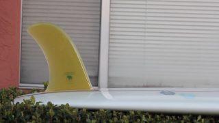 膝波でも存分に楽しめる!シングルフィンログの魅力伝わるフリーサーフ動画@サンタクルズ