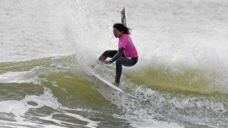 オリンピックチャンネルが川合美乃里プロをフィーチャー!注目を集める日本人サーファー