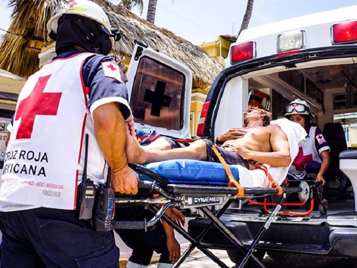 ジェイミー・ミッチェルが胸骨骨折:プエルト・エスコンディードでのワイプアウト