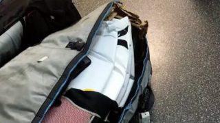 飛行機のサーフボードトラブル再び:5本のサーフボードが破損したジェイク・マーシャル
