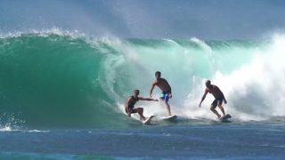 「Snapt 3」から放出されたメイソン・ホーによるフリーサーフィン動画