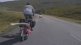 ケパ・アセロの旅は楽じゃない!スコットランドの僻地を自転車でサイクリングトリップ