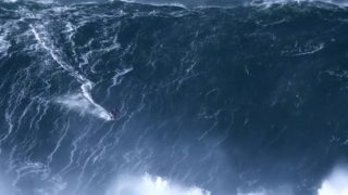 「The Big Wave Project」から珠玉のライディング×3!チョープー、ザ・ライト、ナザレ