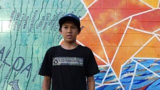 将来のマウイ島サーフシーンを担う13歳のジャクソン・バンチ!フリーサーフィン動画