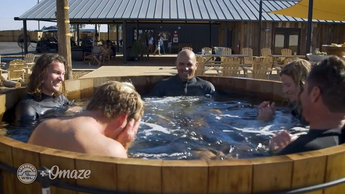 一般サーファーがサーフ・ランチ(ウェイブプール)へ!ケリー・スレーターと過ごした夢の時間