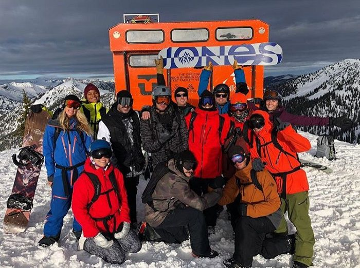 スノーボードも半端じゃないジョンジョン・フローレンス!家族やJOBなどとカナダトリップ