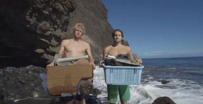 海のプラスティックゴミ問題にジョンジョン・フローレンスが言及