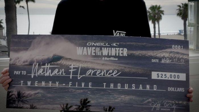 ネイザン・フローレンスが今季WOTW勝者!昨年同様若手ローカルの手に
