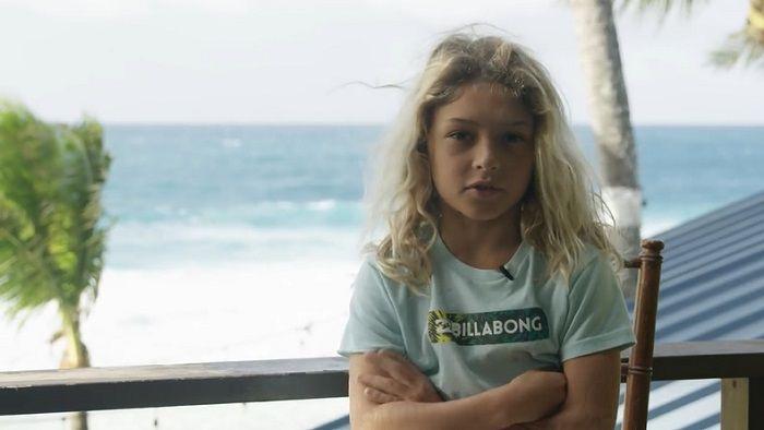 シェーンの息子のジャクソン・ドリアン!若干11歳のプロファイル動画