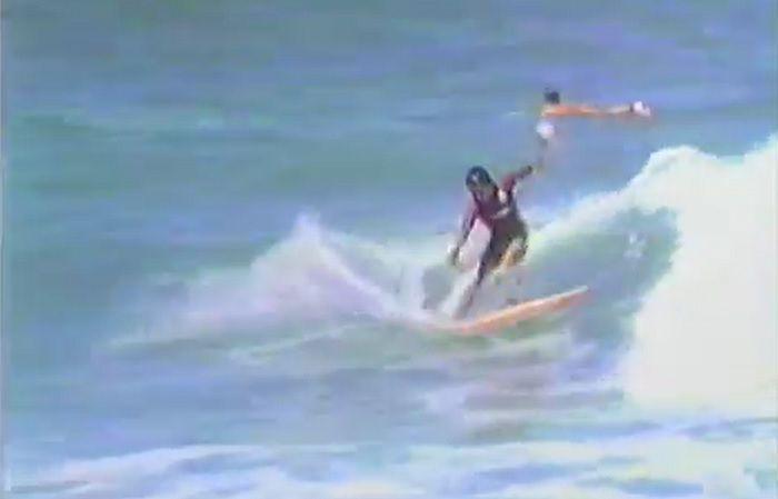14歳のケリー・スレーター!フロリダでのフリーサーフィン動画