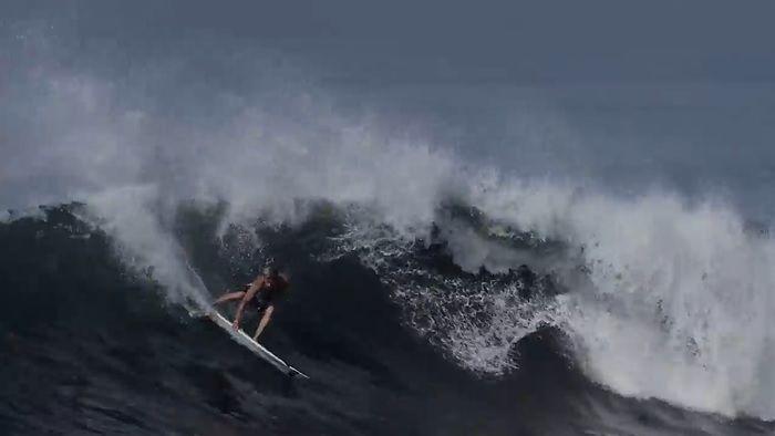 CTイベントでバリ島滞在時のセバスチャン・ジーツによるフリーサーフ動画