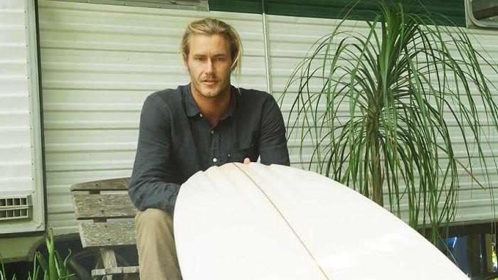 ツインフィンマスターのトレン・マーティンが乗るサーフボードとは?