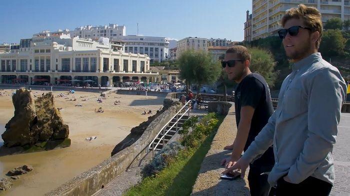 スペインからフランスへ!コフィン兄弟の2018年秋ヨーロッパ動画