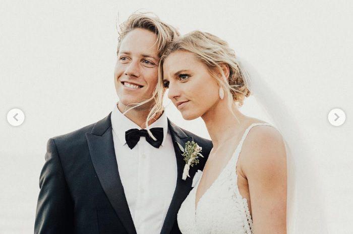 2018年CTランク2位のレイキー・ピーターソンが結婚式を発表