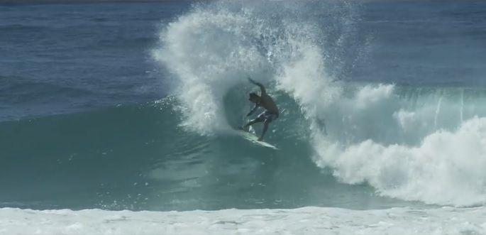 2019年CT初戦のレイデイ:フィリペ・トレドのフリーサーフィン動画