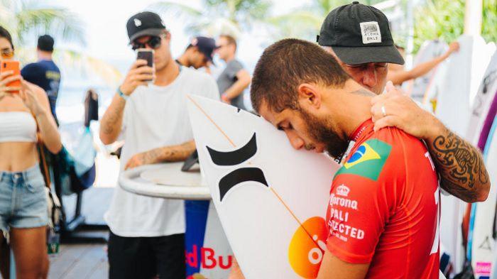 ガブリエルとジョーディもアウト:2019年CT第3戦「コロナバリ」七日目