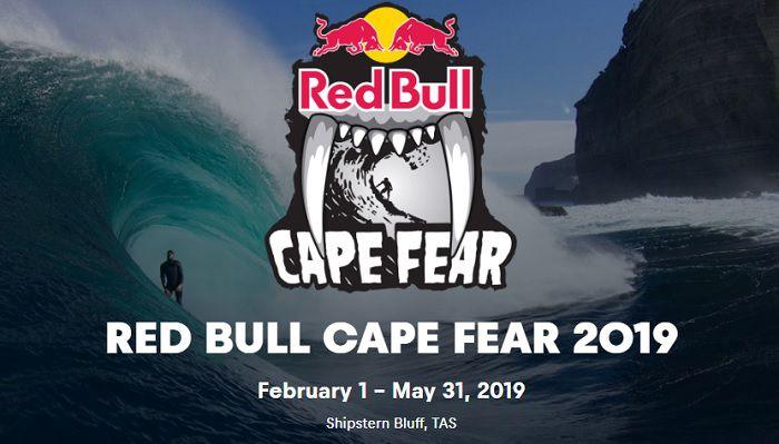 最恐イベント「Red Bull Cape Fear」にイエローアラート!来週開催か?