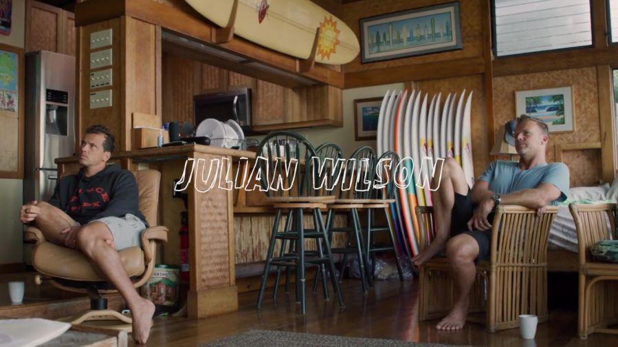 「FOLLOWING」Ep3:オアフ島ノースショアのジュリアン・ウィルソン