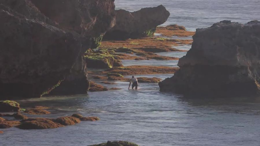 ケリー・スレーター登場の11月6日のバリ島ウルワツ!フリーサーフィン動画